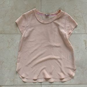 Boden NWOT 100% Silk Blouse Sz 8 So Cute!